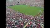 USA vs Nigeria soccer - (7/25)