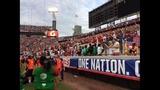 USA vs Nigeria soccer - (6/25)