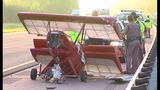 Small airplane separates from trailer on I-10 - (5/7)