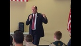 U.S. Congressman Ted Yoho visits Orange Park - (2/5)