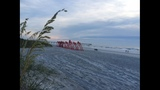 Sunrise at Jacksonville Beach - (2/6)