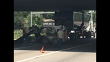 Truck hits overpass at Emerson & I-95 - (6/9)