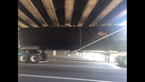 Truck hits overpass at Emerson & I-95 - (9/9)