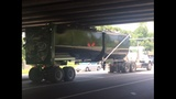 Truck hits overpass at Emerson & I-95 - (7/9)
