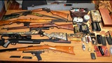 Guns, watches, coins recovered in Kingsland burglary - (2/6)