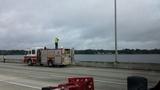 Gallery: Truck goes off Buckman Bridge - (7/25)