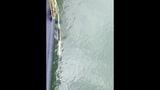 Gallery: Truck goes off Buckman Bridge - (4/25)