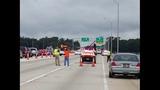 Gallery: Truck goes off Buckman Bridge - (11/25)