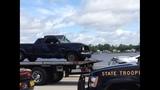 Gallery: Truck goes off Buckman Bridge - (22/25)