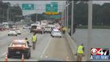 Gallery: Truck goes off Buckman Bridge - (14/25)