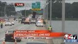 Gallery: Truck goes off Buckman Bridge - (1/25)