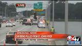 Gallery: Truck goes off Buckman Bridge - (6/25)