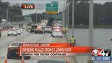 Gallery: Truck goes off Buckman Bridge - (9/25)
