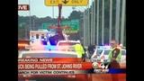 Gallery: Truck goes off Buckman Bridge - (2/25)