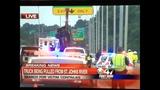 Gallery: Truck goes off Buckman Bridge - (12/25)