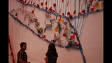 Gallery: Forty-foot textile exhibit debuts at MOCA - (17/20)