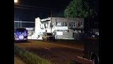 Gallery: Semi-truck crashes into building… - (9/15)