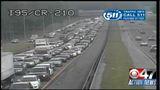 Gallery: Crash snarls traffic on SB I-95 at… - (9/14)