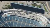 Gallery: Aerials of EverBank Field renovations - (8/9)