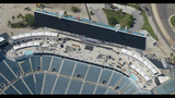 Gallery: Aerials of EverBank Field renovations - (9/9)