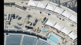 Gallery: Aerials of EverBank Field renovations - (5/9)