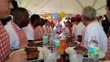 Gallery: Healing Hands Rib Eating Competition - (5/19)