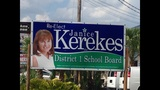 Gallery: Campaign signs vandalized in Clay County - (4/4)