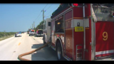 Gallery: House fire shuts down A1A - (7/7)