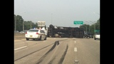 Gallery: Semi truck crashes on EB JTB - (5/7)