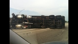 Gallery: Semi truck crashes on EB JTB - (6/7)