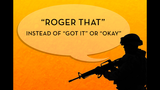 Gallery: Top 20 military phrases used by… - (10/20)