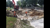Gallery: JEA crews repair water main break - (3/6)