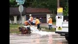 Gallery: JEA crews repair water main break - (6/6)