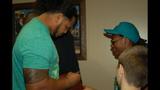 Gallery: Jaguars host book bag, school supply… - (9/25)