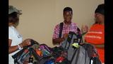 Gallery: Jaguars host book bag, school supply… - (13/25)