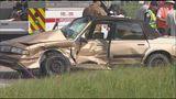 Gallery: 3 hurt in crash in Putnam County - (1/8)