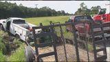 Gallery: 3 hurt in crash in Putnam County - (4/8)