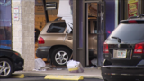 Gallery: Car runs into laundromat, injures employee - (1/11)
