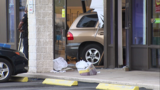 Gallery: Car runs into laundromat, injures employee - (11/11)