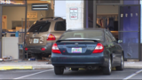 Gallery: Car runs into laundromat, injures employee - (10/11)