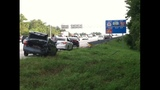 Photos: Eight-car pileup on I-95 north - (1/5)