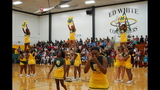 Gallery: Pep rally at Ed White High School - (4/17)