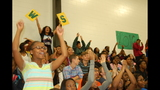 Gallery: Pep rally at Ed White High School - (10/17)