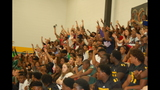Gallery: Pep rally at Ed White High School - (7/17)