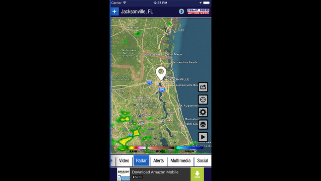 Upgrade to new Action News Jax news, weather app | WJAX-TV