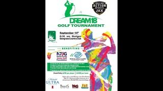 Action Sports Jax Dream 18 Golf Tournament postponed until Sept. 14th
