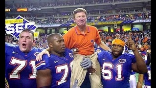 Former Florida coach to be inducted into College Football Hall of Fame
