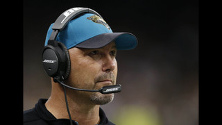 Jaguars head coach signs 1-year contract extension
