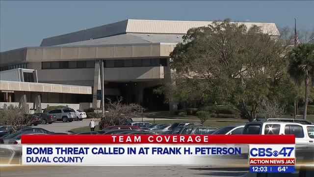 frank h  peterson high school deemed safe after reported