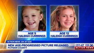 Seven years later, Haleigh Cummings